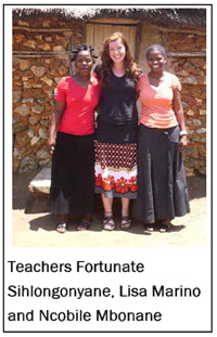 Teachers At Matjana