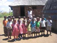 Children At Matjana