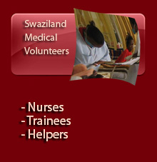 Swaziland Medical Volunteer
