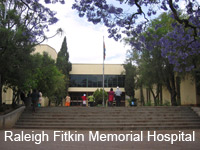 Raleigh Fitkin Memorial Hospital Medical / Nursing Volunteering