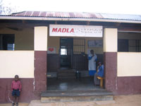 Clinic in Rural Swaziland